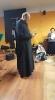 Ambrus Atya köszöntőt mond
