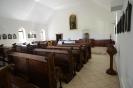 kápolna a felújítás után