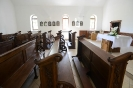 kápolna felújítás után